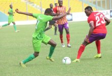 Hearts edge Bechem, Liberty smash Aduana Stars in Dansoman – Citi Sports Online