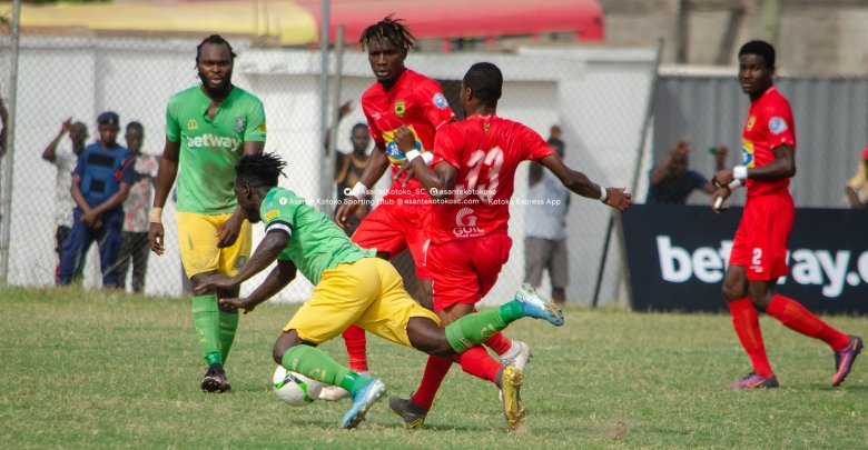 Could Aduana and Asante Kotoko be punished for playing first half with just 10 players? – Citi Sports Online