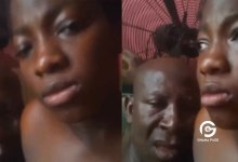 Atopa tape of a 65-year-old man and his 23-year-old sugar daughter hits online