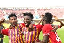 Kofi Kordzi's last gasp winner saves Phobian blushes – Citi Sports Online