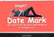 Man lands Valentine's date after advertising himself on a billboard