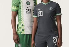 Naija's stunning 'swoosh' kits makes fans go 'crazy' – Citi Sports Online
