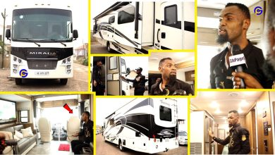 Rev Obofour buys GHC685,547 car that has a bedroom, toilet & kitchen » GhPage
