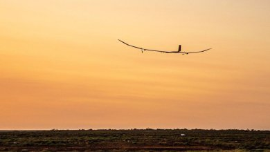 Solar-electric aircraft designed for long flights made a maiden flight.