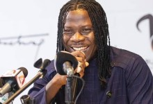 Stonebwoy to release new album on March 5