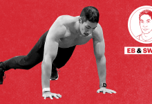 This Diabolical Cardio Burner Blends Pushups And Burpees [ARTICLE]
