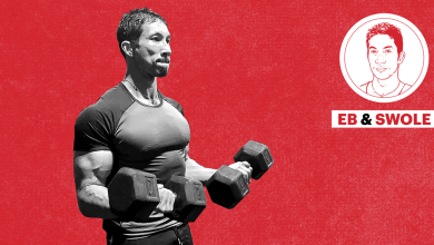 This Simple Workout Blasts Your Biceps and Forearms in 8 Minutes! [ARTICLE]