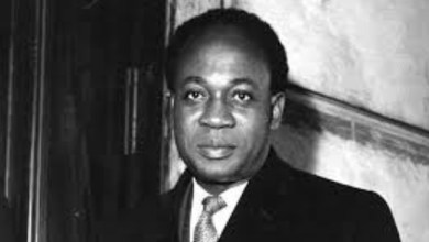 Osagyefo Dr Kwame Nkrumah elected as first prime minister of the Gold Coast