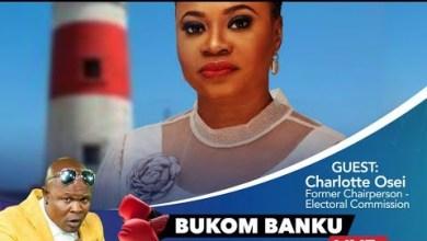 CHARLOTTE OSEI ON BUKOM BANKU LIVE