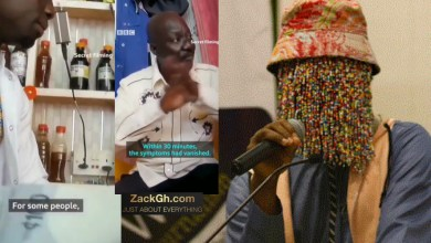 Just IN: Anas Releases Video of His Latest Expose Dubbed Corona Quacks – Watch