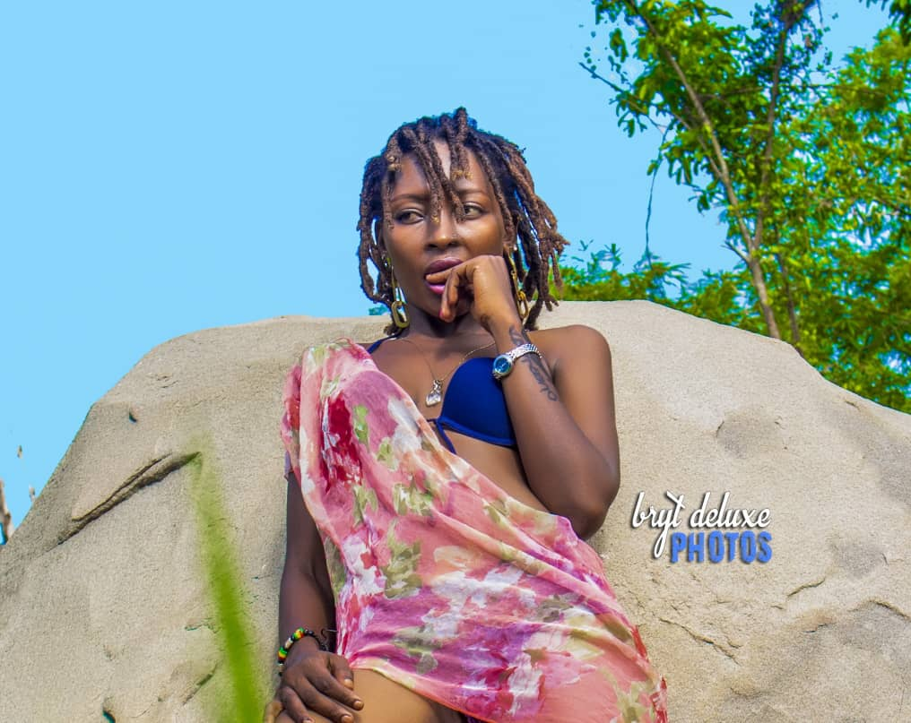 Ghanaian fast rising talented songstress Nana Hemaa