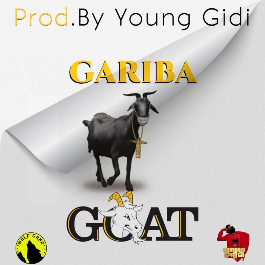 Gariba Goat Prod by Young Gidi