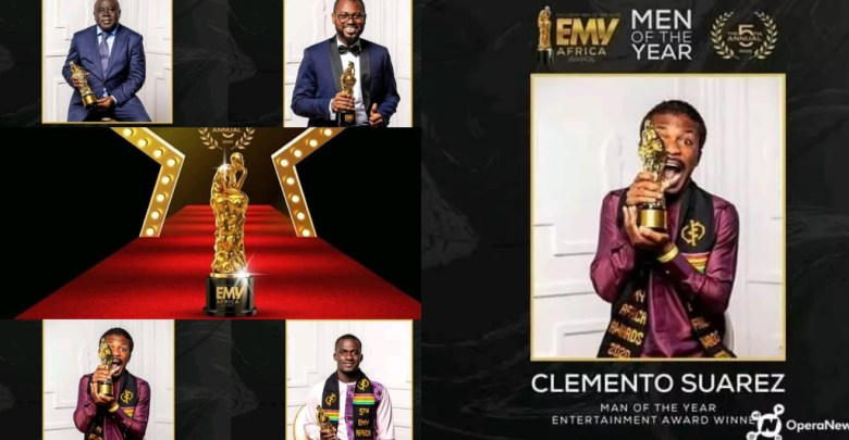 Full list of winners at EMY Africa Awards 20