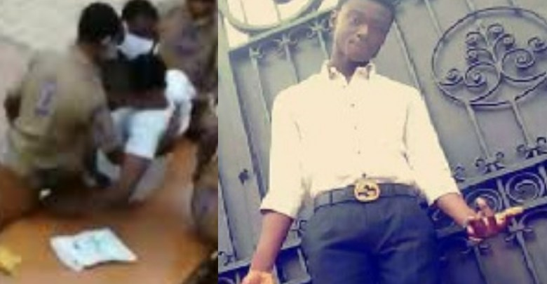 Mother of boy who died at KNUST SHS speaks