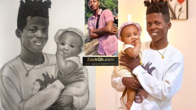 Pencil Kid: Celebrities Art Episode One features Strongman Burner
