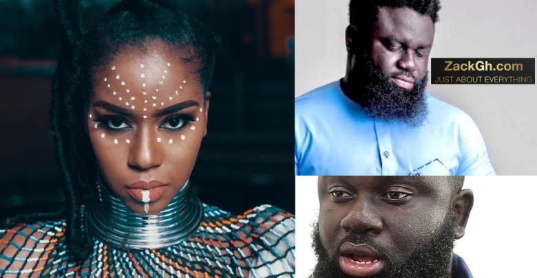 MzVee Hits Hard At Blogger Britton Saying 'He Is Very Weak'