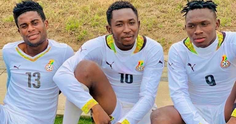 Percious Boah Get A National Team Call Up