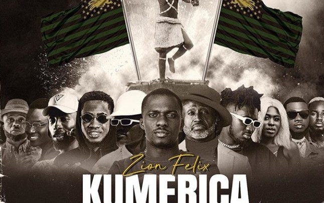 DOWNLOAD MP3: Zion Felix - Kumerica ft Reggie Rockstone, Ypee, Yaa Jackson and Many More