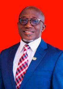 Picture of Hon Emmanuel Adjei Anwhere, Incumbent MP For Atwima Nwabiagya South