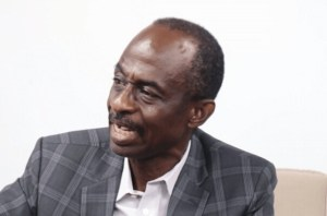 General Secretary of the National Democratic Congress Johnson Asiedu Nketia