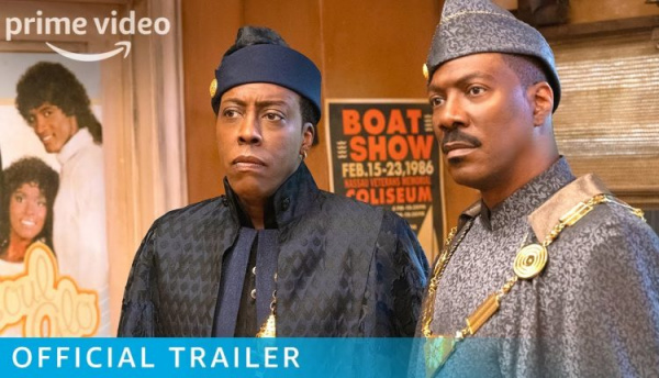 Watch 'Coming 2 America II' Official Trailer