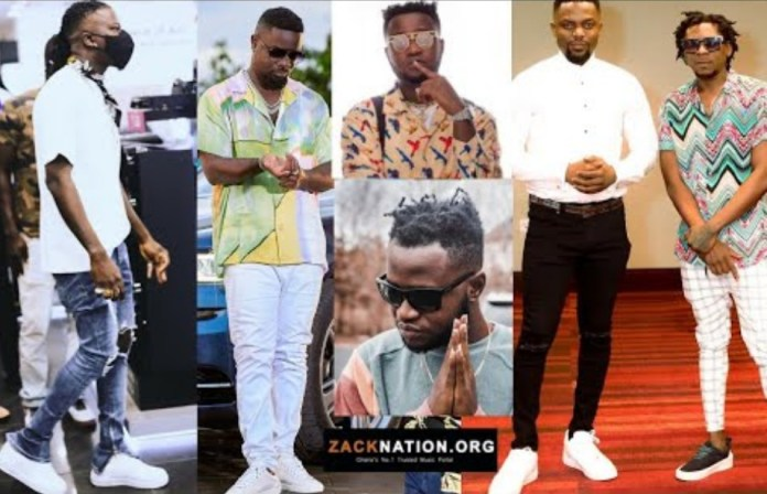 Nautyca Descends Hard on Sarkodie, Stonebwoy And R2Bees For Not Supporting