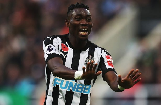 Newcastle United urge Christian Atsu to leave along with two others
