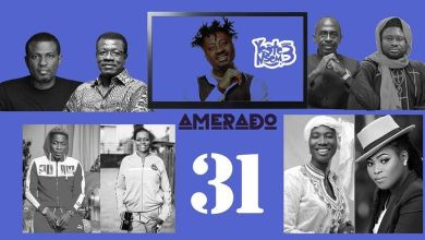 DOWNLOAD MP3: Amerado – Yeete Nsem (Episode 31)