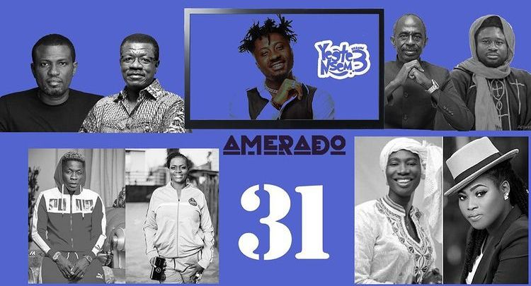 DOWNLOAD MP3: Amerado – Yeete Nsem (Episode 31)
