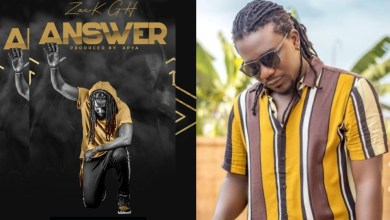"Zack Gh is set to release the long awaited banger ""Answer'"