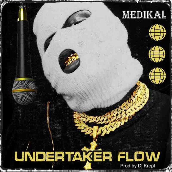 DOWNLOAD MP3: Medikal – Undertaker Flow (Snippet)