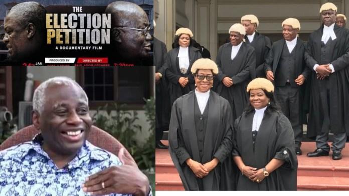 'All the seven Justices of the Supreme Court were my students' – Tsatsu Tsikata