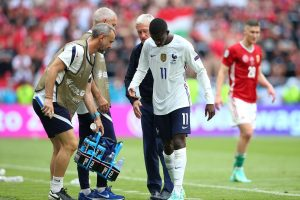 France's Ousmane Dembele exits Euro 2020 after injury blow