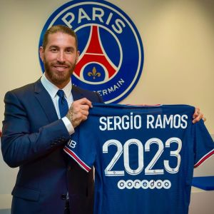 OFFICIAL: Former Real Madrid captain Sergio Ramos joins PSG until 2023