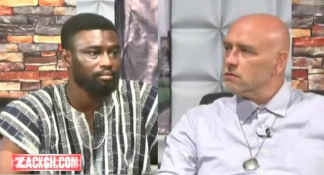 Dutch contractor jabs Ghanaian drivers (+Video)