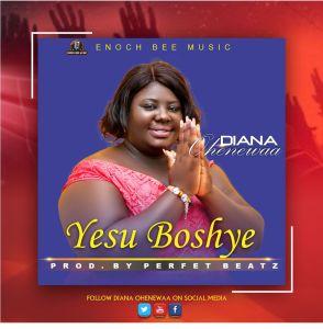 Diana Ohenewaa - Yesu Boshye (Prod. by Perfet Beatz)