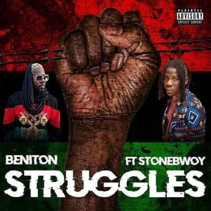 59591804 140115983733055 7907124565264722600 n - Beniton Ft. StoneBwoy – Struggles (Prod. By Mad A Road Productions)