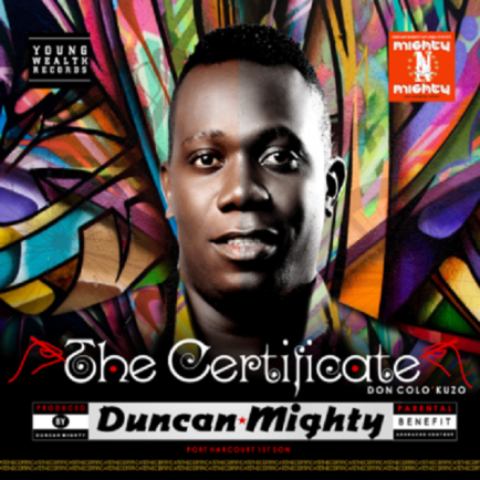 Duncan 1 - Duncan Mighty – All Belongs To You