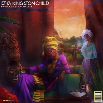 Efya Kingston 1 - Efya – Kingston Child (Prod. By Lachaleur)