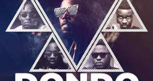 kwaw - Download: Kwaw Kese Ft. Sarkodie, Mr Eazi, Medikal, Skonti – Dondo Remix (Prod. By Tony Gyngz)