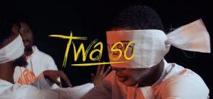 Amerado – Twa So Ft Fameye video download