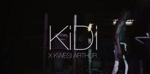 Download MP3: Official Video: KiDi – Mr Badman Ft Kwesi Arthur