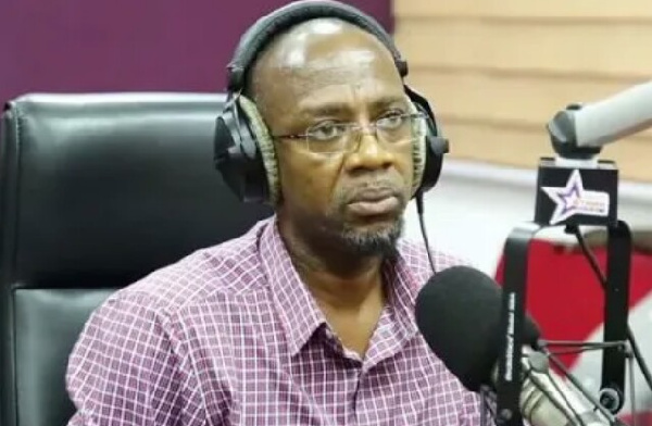 Most artiste managers here in Ghana are just errand boys – Rex Omar