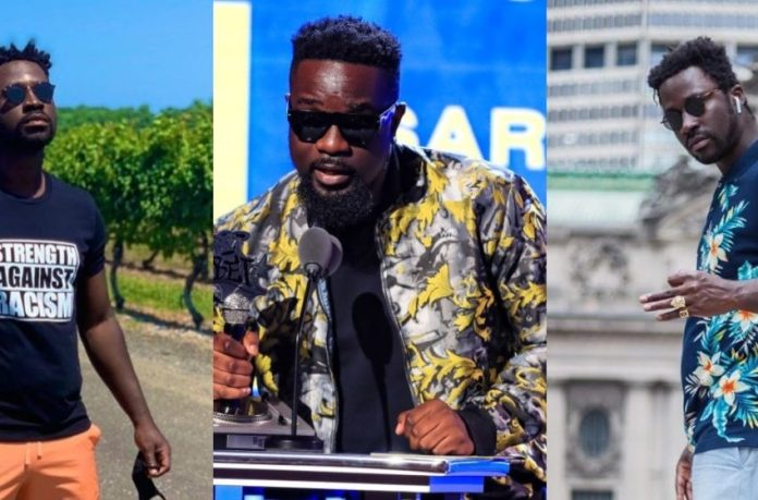 I Am The Only Thing You Are Running From – Asem Jabs Sarkodie Over His 2024 Presidential Ambition – See What He Said
