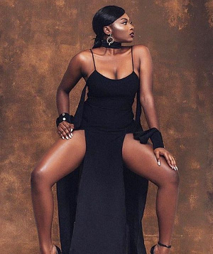 Female artistes in Ghana are only supported when we expose our body - Singer Sefa