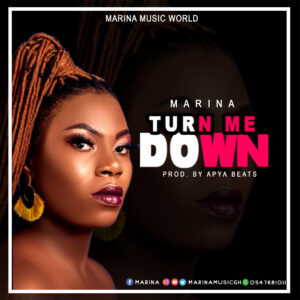 Marina - Turn Me Down (Prod by Apya Beatz)