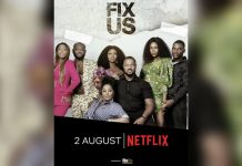 Yvonne Nelson's fix us movie to premiere on Netflix