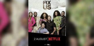 Yvonne Nelson's fix us movie to premiere on Netflix