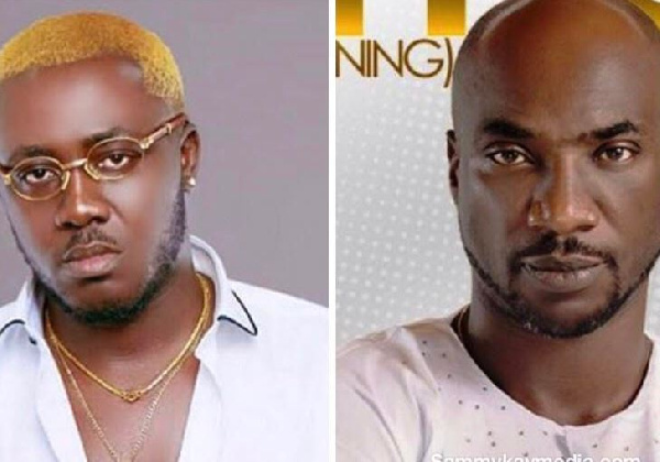 Kontihene didn't discover me; he only came looking for me