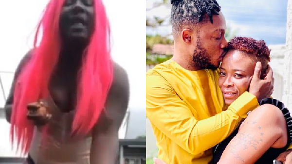 Lady evokes curses on Andrew Keche for leaking her nude photos
